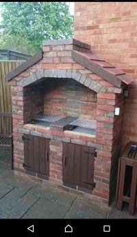 17+ best ideas about Brick Grill on Pinterest | Diy grill ...