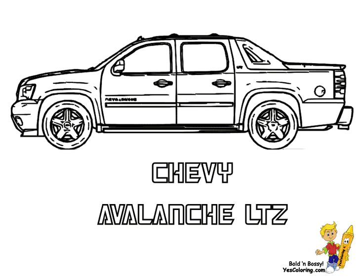 25+ best ideas about Avalanche truck on Pinterest