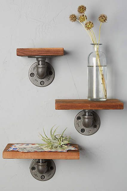25 Best Ideas About Pipe Decor On Pinterest Industrial
