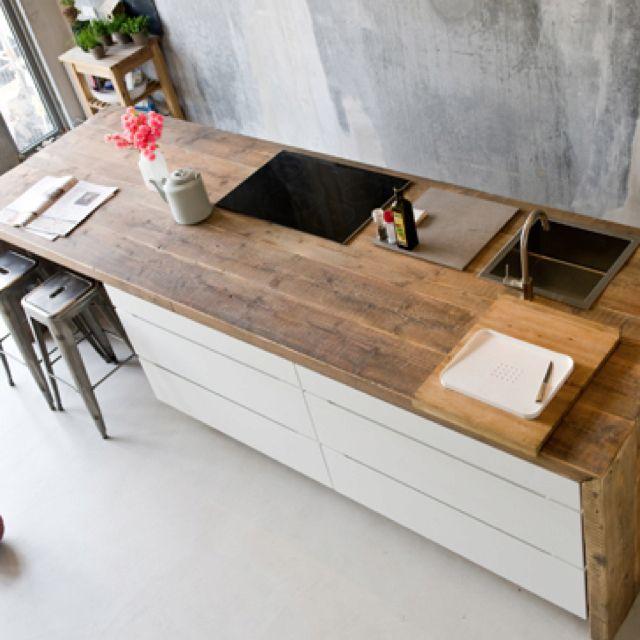 Wohndesign Küche: Ikea Küche Mit Integrierter Sitzbank