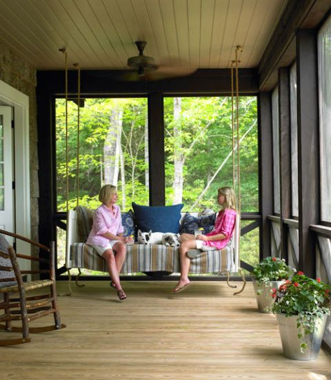 65 best images about Screen Porch Furniture on Pinterest