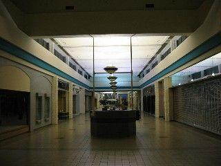 Beechmont Mall Cincinnati Ohio dead_mall abandoned