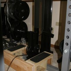 Gym Bench Press Chair Thomas The Train And Table Set 130 Best Images About Diy Fitness/home Ideas On Pinterest | Cable, Homemade Home Gyms