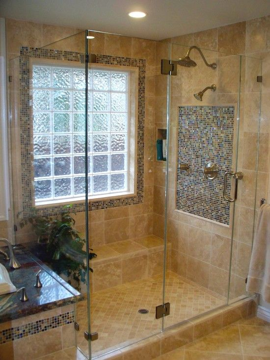 17 Best ideas about Window In Shower on Pinterest