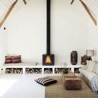 25+ Best Ideas about Scandinavian Fireplace on Pinterest ...