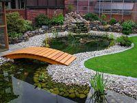 25+ best ideas about Garden pond on Pinterest   Pond ideas ...