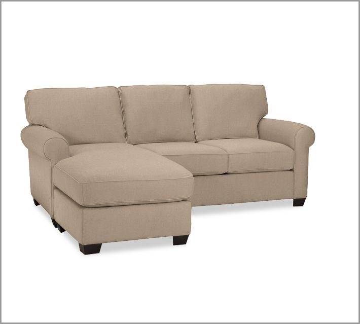 buchanan sofa with chaise round plastic legs 2-piece upholstered sectional ...