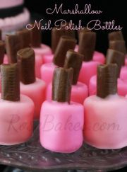 marshmallow nail polish bottles