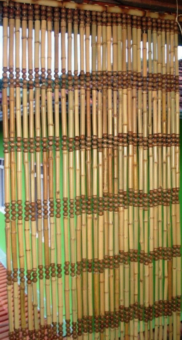 Cortinas De Bambu Fabrica