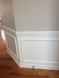 17 Best ideas about Chair Rail Molding on Pinterest ...
