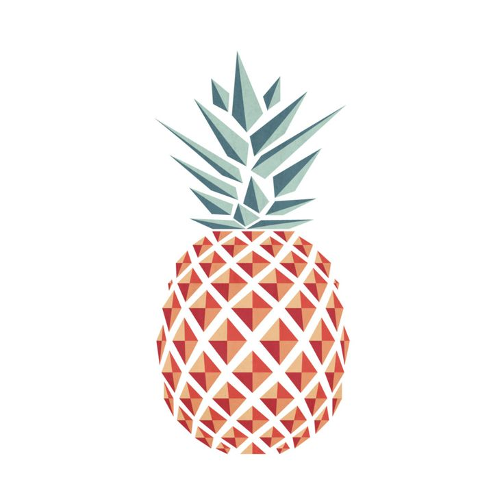 Images For  Pineapple Drawings Tumblr  HW  Pinterest  Pineapple drawing Of and Art