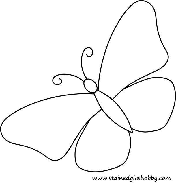25+ best ideas about Butterfly pattern on Pinterest