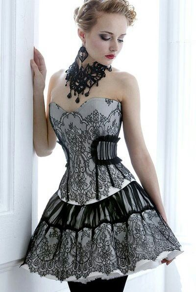 25 best Short corset dress ideas on Pinterest  Man wedding dress Wedding dress men and White