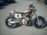 "Racing Cafe: Suzuki DR 800 ""DR Big Tracker"" by Red Max ..."