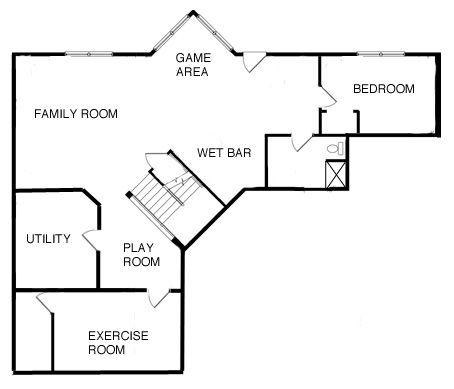 291 best images about Walkout basement ideas on Pinterest