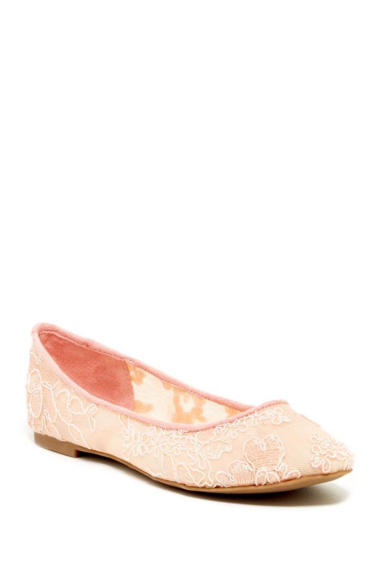 17 Best ideas about Lace Ballet Flats on Pinterest  Pink