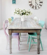 Best 20+ Shabby Chic Dining ideas on Pinterest | Shabby ...