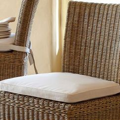 Contemporary Kitchen Table Rustic Lights Jacquelyne Dining Chair Cushion #potterybarn $49 - Has ...