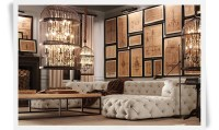 art wall - neutrals Rooms | Restoration Hardware | gallery ...