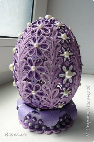 361 Best Images About Quilling Eggs On Pinterest Easter