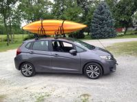 Roof Rack? - Page 2 - Unofficial Honda FIT Forums | Honda ...
