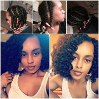 Best 25+ Braid out ideas on Pinterest   Hairstyles for ...