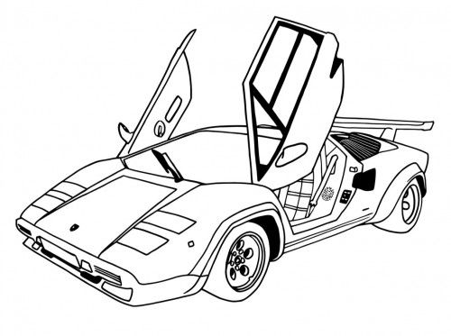 32 best images about Race Car coloring pages on Pinterest