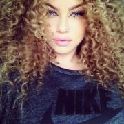 sexy big curly full lace front