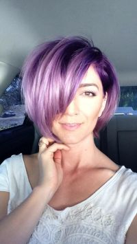 25+ best Plum purple hair ideas on Pinterest