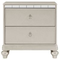 10 Best ideas about Silver Nightstand on Pinterest ...