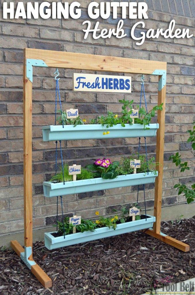 25 Best Ideas About Diy Herb Garden On Pinterest Indoor Herbs