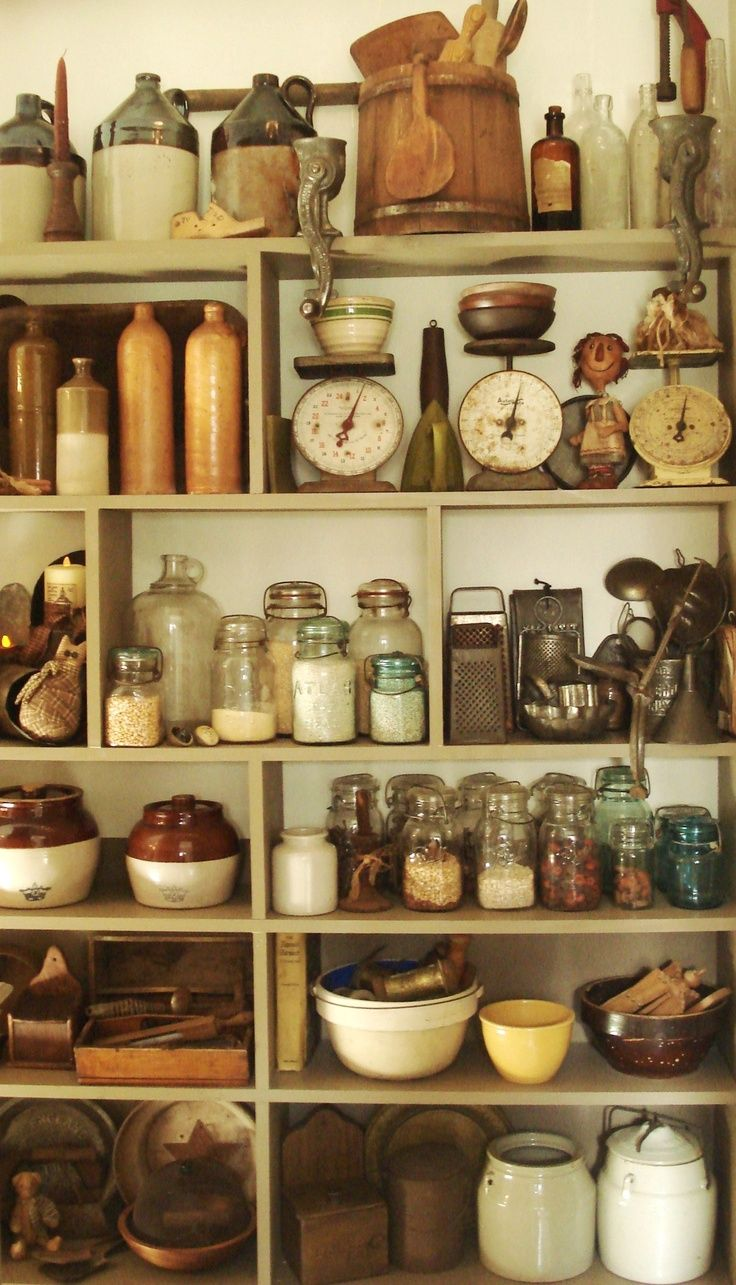 Vintage Country Decorating Ideas for Your Kitchen  Home Sweet Home  Pinterest  Vintage