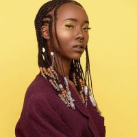 25+ best ideas about Braids and beads on Pinterest ...