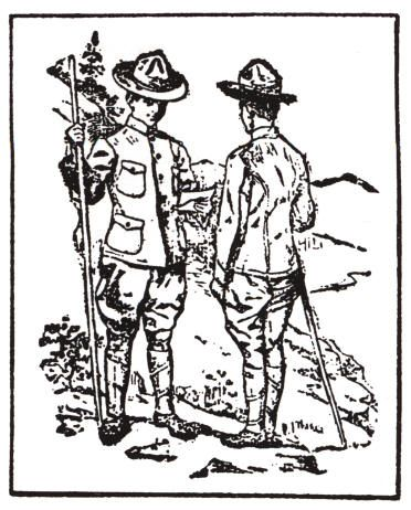 115 best ⚜Boy Scout Hiking Staves⚜ images on Pinterest