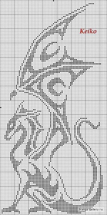 1000+ images about Crochet: Filet on Pinterest