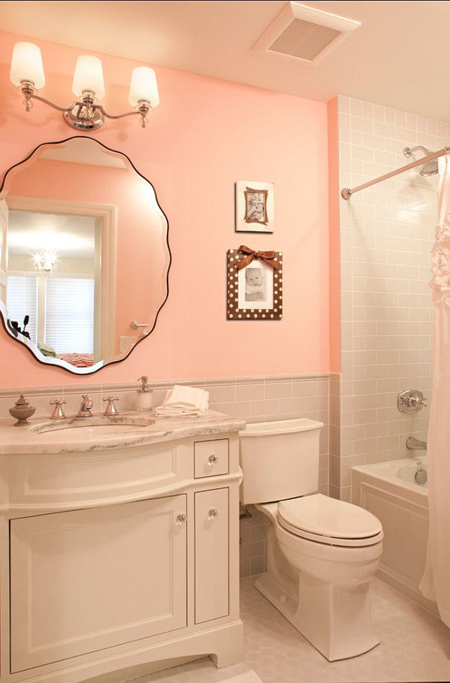 25 Best Ideas About Coral Bathroom On Pinterest Coral