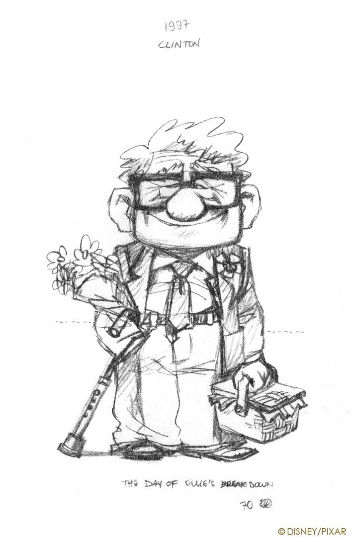 Best 25+ Carl fredricksen ideas on Pinterest