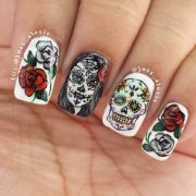 1000 ideas skull nails
