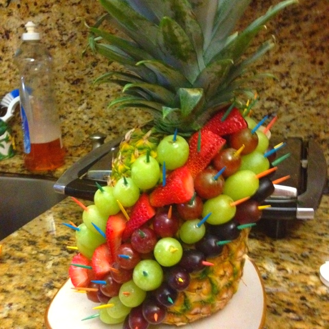 pineapple decorations for kitchen how much does it cost to do a remodel fruit decoration | fruits arts deco pinterest ...