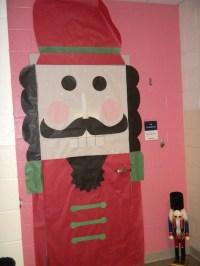 classroom door decoration for christmas, nutcracker | Door ...