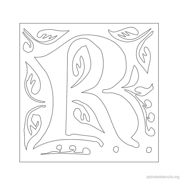 1000+ images about Fancy Letters on Pinterest