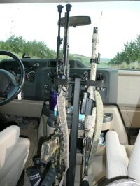 Gun Rack For Truck - WoodWorking Projects & Plans