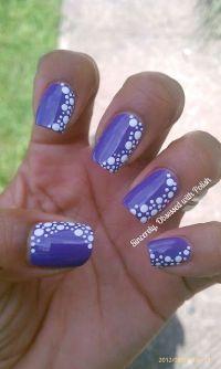 Best 20+ Purple nail designs ideas on Pinterest | Fun nail ...
