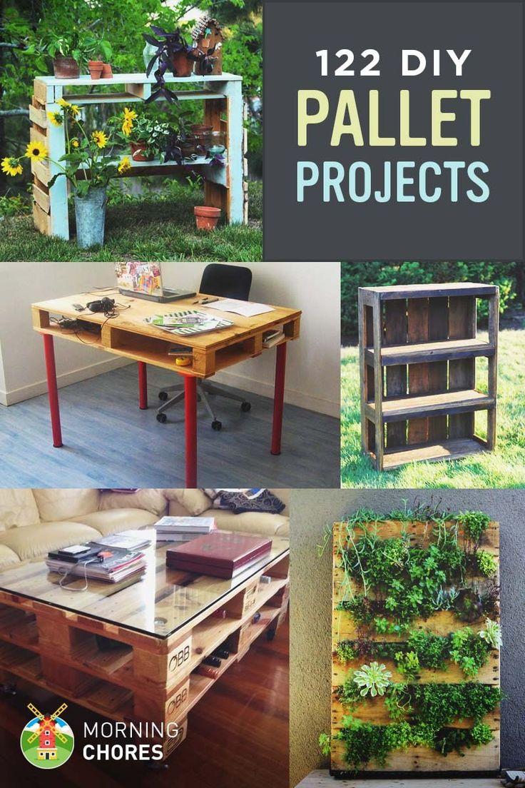 Best 25 Wooden pallet projects ideas on Pinterest
