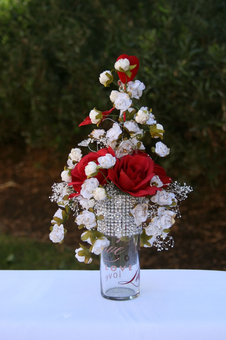 1000 Ideas About Valentine Flower Arrangements On