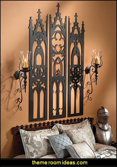 Best 20+ Gothic bedroom ideas on Pinterest