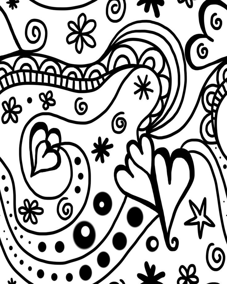 1000+ images about Printable Coloring Pages, Crafts & More