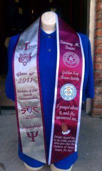 Best 25+ Graduation Stole ideas on Pinterest | College ...