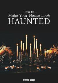 25+ best ideas about Spooky decor on Pinterest   Halloween ...