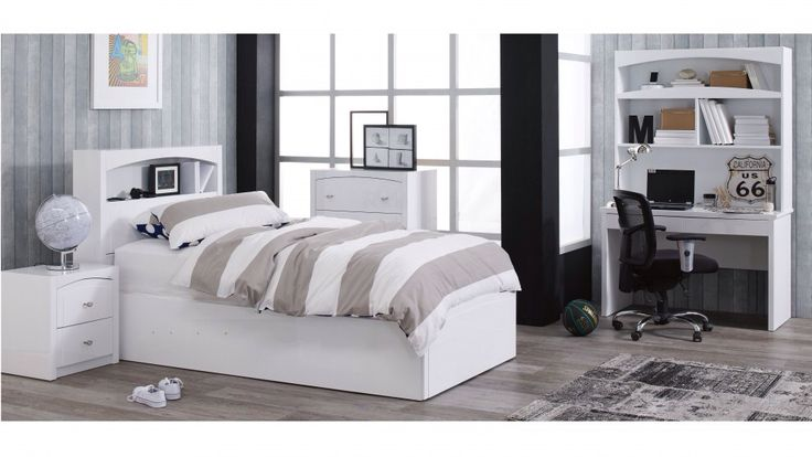 Maxi King Single Bed Harvey Norman Kids Rooms